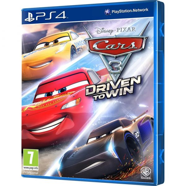 Juego PS4 Cars Driven To Win