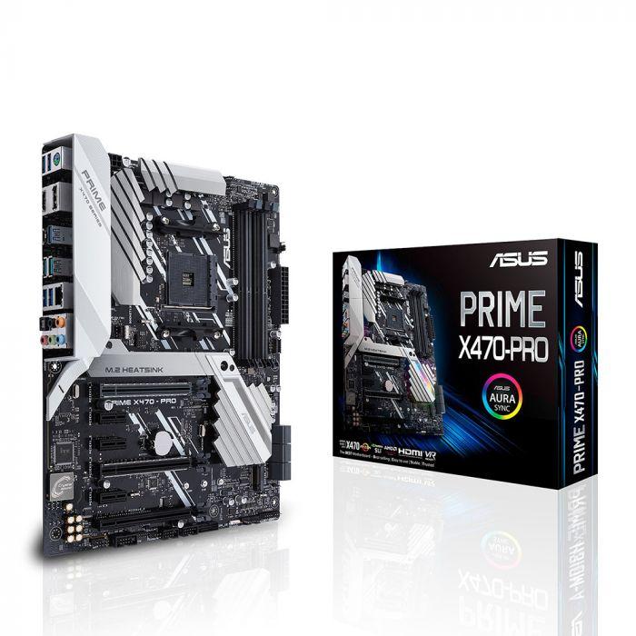 Placa Mãe Asus Prime X470-PRO
