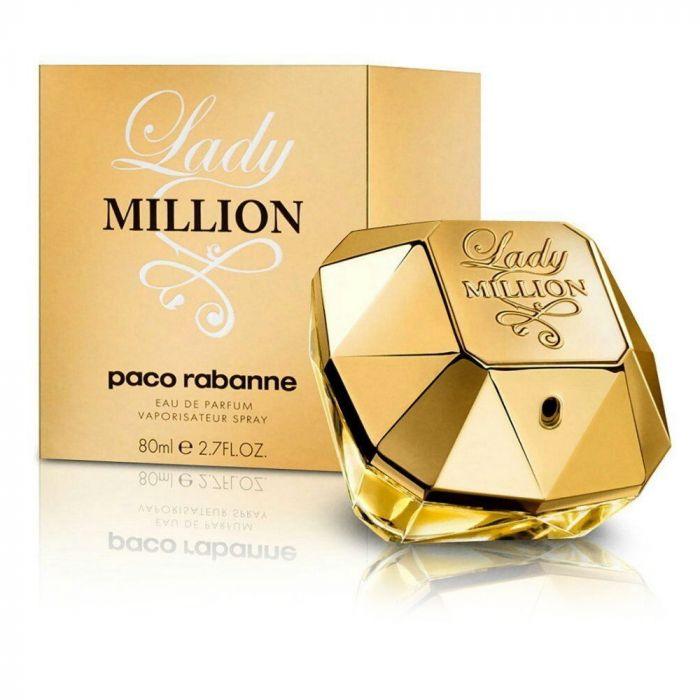 Million Femenino Rabanne Paco Perfume Lady Edp OZPukXwiTl