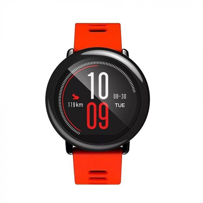 fotos oficiales fc1ae 4f7ef Reloj Smartwatch Xiaomi Amazfit Pace A1612 - Rojo