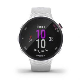 Reloj Smartwatch Garmin Forerunner 45S + Hrm - Blanco