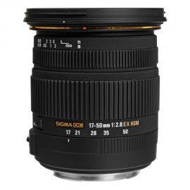 Lente Sigma DC 17-50mm f/2.8 EX OS para Canon