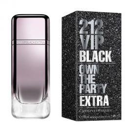 Perfume Carolina Herrera 212 VIP Black Extra EDP - Masculino 100 ml