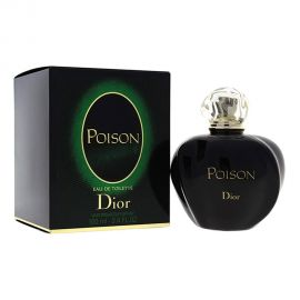 Perfume Christian Dior Poison EDT - Feminino 100 ml
