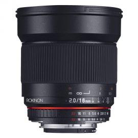 Lente Rokinon 16mm f/2 APS-C Para Nikon