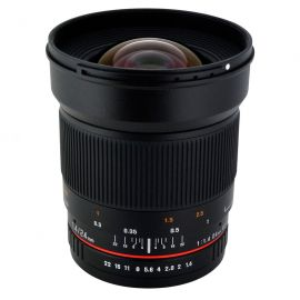 Lente Rokinon 24mm f/1.4 ED Para Nikon