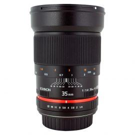 Lente Rokinon 35mm f/1.4 UMC para Nikon