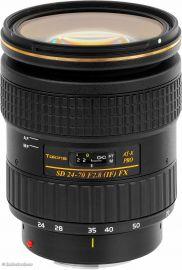 Lente Tokina 24-70mm f/2.8 para Nikon