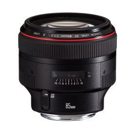 Lente Canon EF 85 mm f/1.2L II USM (ex)