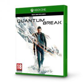 Videojuego Microsoft Quantum Break para Xbox One