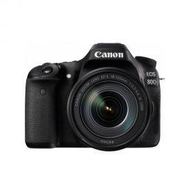 Cámara Canon EOS 80D*