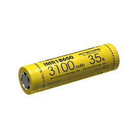 Batería Nitecore para Vapeador IMR-18650 3100 mAh
