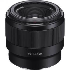 Lente Sony Sel Fe 50mm f/2.8