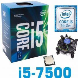 PROCESSADOR CPU INTEL I5-7500 3.4GHZ 6MB LGA1151 7ªG