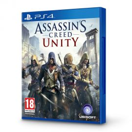 Juego PS4 Assasin's Creed Unity