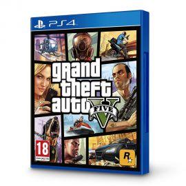 Juego PS4 GTA V Premiun Edition