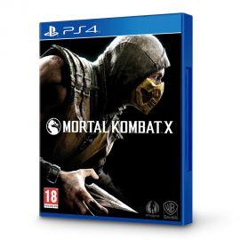 Videojuego Sony Mortal Kombat X para PS4