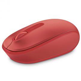 Mouse sem fio Microsoft 1850 - Vermelho
