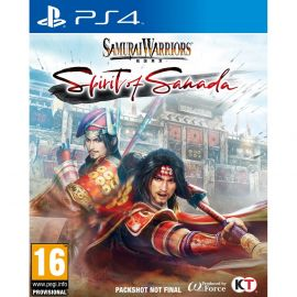 Videojuego Sony Samurai Warrior Spirit Of Sanada para PS4