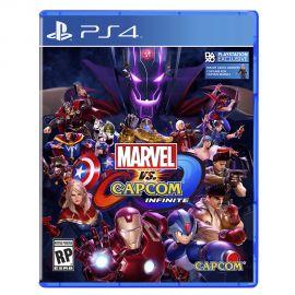 Juego PS4 Marvel Vs Capcom Infinite