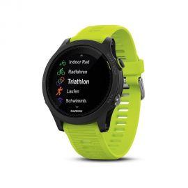 Relógio Smartwatch Garmin Forerunner 935 Tri-Bundle - Preto/Verde