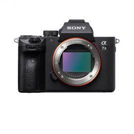 Cámara Sony a7 III