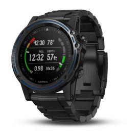 Relógio Smartwatch Garmin Descent MK1 - Cinza/Preto