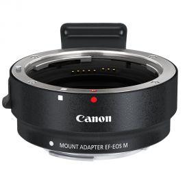 Adaptador Canon Para Lentes EF - EOS M
