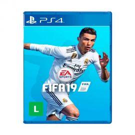 Videojuego Sony FIFA 19 para PS4 Ingles/Portugues
