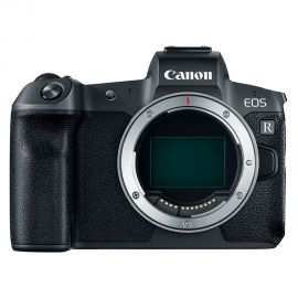 Câmera Canon EOS R Sólo Corpo + Adap Eos R para lente EF/EF-S