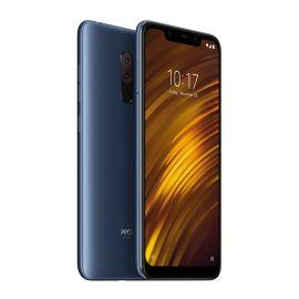 Celular Xiaomi Poco F1 Dual 128 GB - Azul (Cargador Europeo - Sin Auricular)