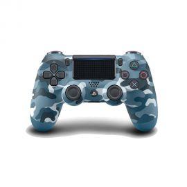 Controle para PS4 Sony Dualshock 4 Camuflado - Azul