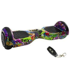"Scooter PowerBoard PB-C06BT 6.5"" Bluetooth - Lila + Bolsa"
