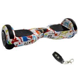 "Scooter PowerBoard PB-C06BT 6.5"" Bluetooth - Blanco + Bolsa"