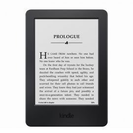 "Libro Electrónico Amazon Kindle 6"" Wifi 4 GB - Negro"