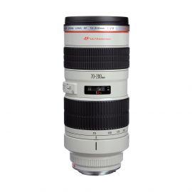 Lente Canon EF 70-200MM F/2.8 USM (EX)