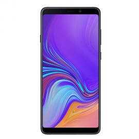 Celular Samsung Galaxy A9 (2018) SM-A920F/DS Dual 128 GB - Negro + Estuche (Cargador Europeo)