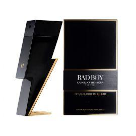 Perfume Carolina Herrera Bad Boy EDT - Masculino 100 ml