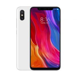 Celular Xiaomi Mi 8 Dual 128 GB - Branco