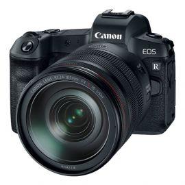 Cámara Canon EOS R RF 24-105mm f/4L IS USM con Adaptador EOS R para Lentes EF/EF-S