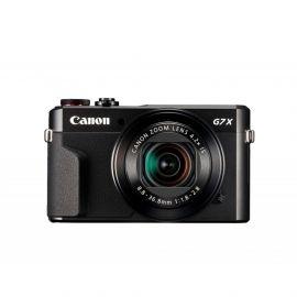 Cámara Canon PowerShot G7 X Mark II - Negro (Cargador Europeo)