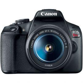 Cámara Canon EOS T7 Kit Premium (EF-S 18-55 IS II / EF-S55-250 IS II)