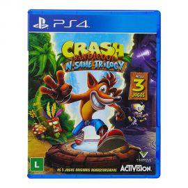 Juego PS4 Crash Bandicoot N. Sane Trilogy