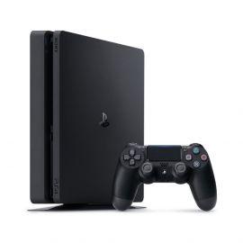 Console Sony PlayStation 4 Slim 2216A + 1 Jogo (FIFA 19) Bivolt 500 GB - Preto