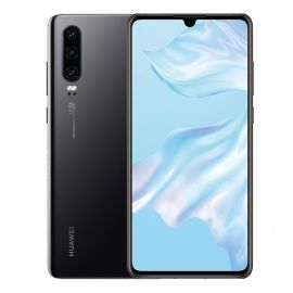 Celular Huawei P30 ELE-L04 128 GB - Negro