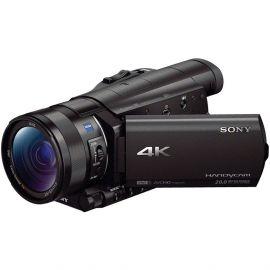Filmadora Sony Pro FDR-AX100 4K