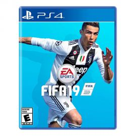 Videojuego Sony FIFA 19 para PS4 Español/Ingles