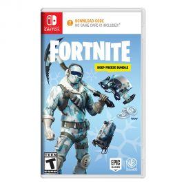Jogo Fortnite Deep Freeze Bundle para Nintendo Switch
