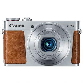 Cámara Canon PowerShot G9 X Mark II - Plata (Sin Manual)