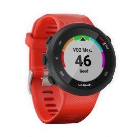 Relógio Smartwatch Garmin Forerunner 45 + HRM - Vermelho/Preto